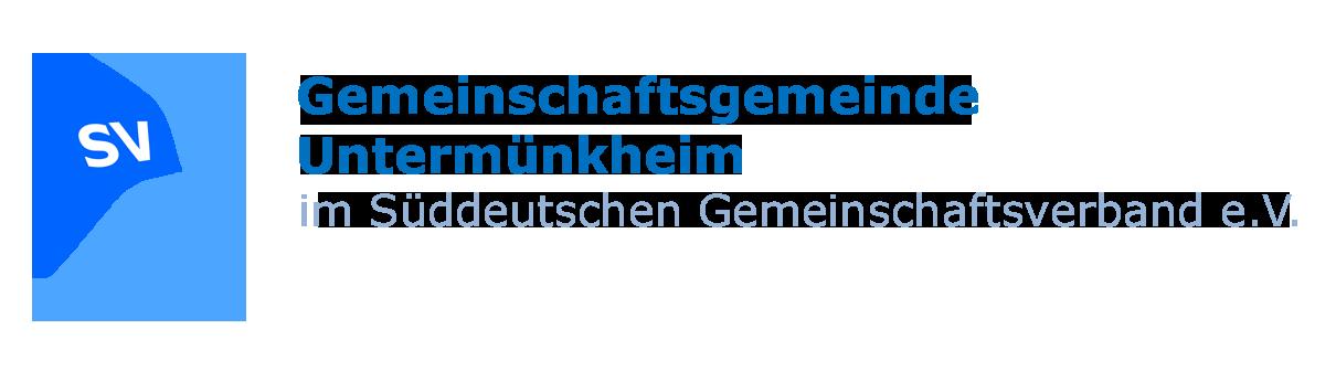 Logo for Predigten: Gemeinschaftsgemeinde Untermünkheim